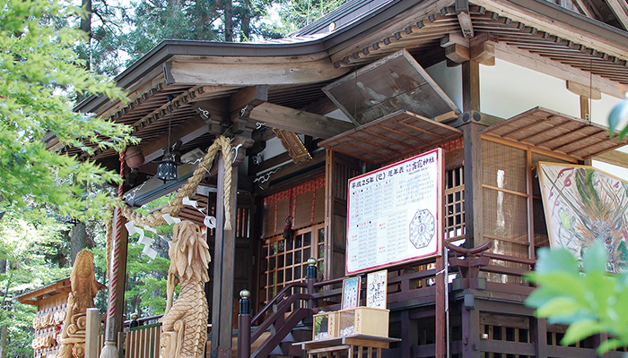 日光・大室 髙靇神社